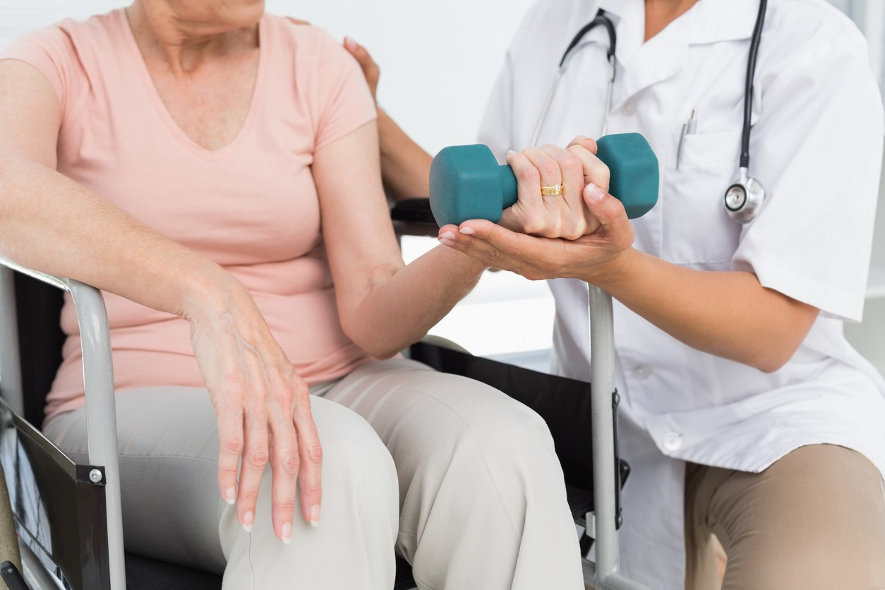 Services Offered in an Inpatient Rehabilitation Facility