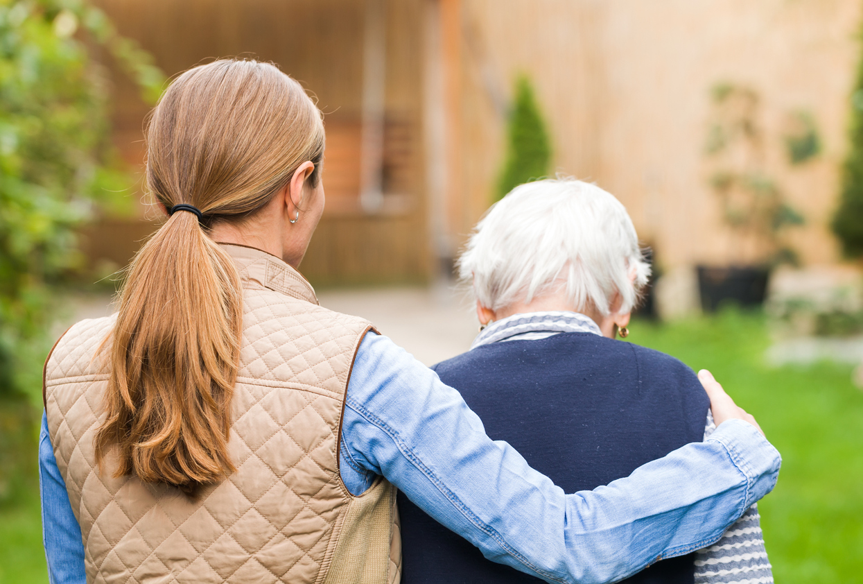 Communicating and Caring for an Elderly Relative: Avoiding Conflict